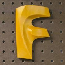 Fusion 360 Pegboard Logo