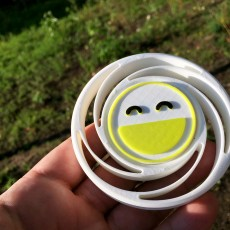 Picture of print of Make Anything Springy Spinning Plinko Puck