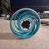 Make Anything Springy Spinning Plinko Puck print image