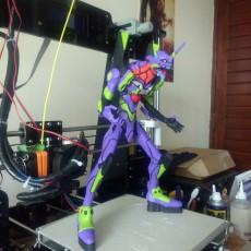 Picture of print of Neon Gensis - Evangelion - Unit 01 - 30 cm model