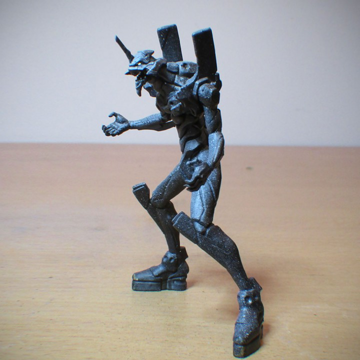 Neon Gensis - Evangelion - Unit 01 - 30 cm model