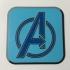 Avengers Logo Coaster primary image