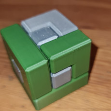 Picture of print of 3x3 Puzzle Cube