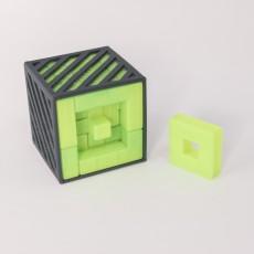5x5 Puzzle Cube