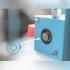 JGAurora A5 Manual Filament Feeding Knob and Button Setup image