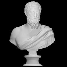 Bust of a rhetorician