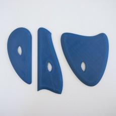 Clay Rib Tools