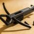 Zig Zag Revolver Cross Bow V2.0 (3D Print Kit Bow) image