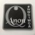 #QAnon Coaster image