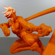 Picture of print of Overwatch - Tracer - Action Pose This print has been uploaded by Ghost Zero