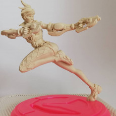 Picture of print of Overwatch - Tracer - Action Pose This print has been uploaded by Mir Miruk