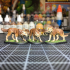 Wolf Pack - 32mm scale print image