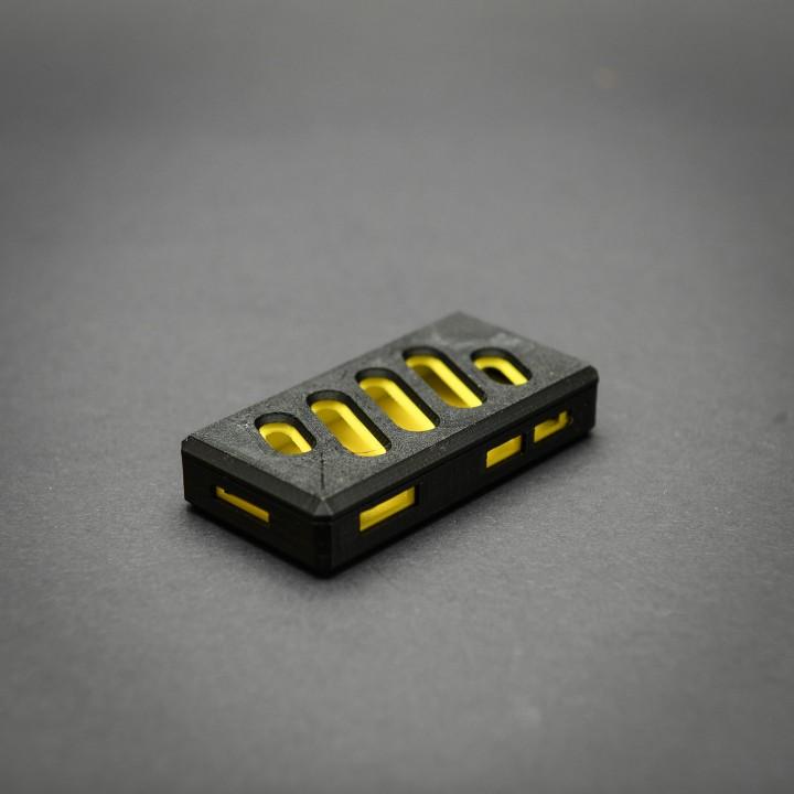 Pi Zero W Case: Diagonalizer