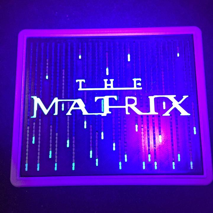 The Matrix Coaster