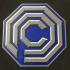 Robocop OCP Logo Coaster image