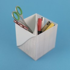 Split & Twisted Box