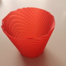 Picture of print of Stepped Bin