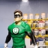 Green Lantern - Hal Jordan - Poseable Action Figure print image
