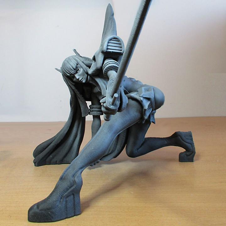 Satsuki Kiryūin - Kill La Kill - 30cm Scale