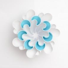 Clover Vase (multi-piece vase-mode print!)