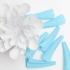 Clover Vase (multi-piece vase-mode print!) image
