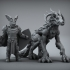 Wendi-go - Undead Monster - 32mm Scale image