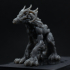 Wendi-go - Undead Monster - 32mm Scale - PRE-SUPPORTED image
