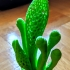 Alien Garden // Plant 5 print image