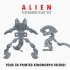 Alien Clickaloo Play Set image