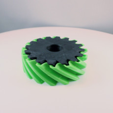 Picture of print of Cog Twist Box