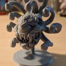 Picture of print of Eye Terror - 32 mm Minature