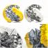 Geode Sphericon print image