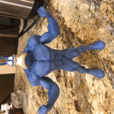 Picture of print of The Tick - Cartoon Version