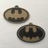 Batman Logo Pendant image