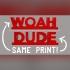 WOAH ⇨ DUDE // P.O.V. Illusion image
