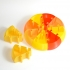 Pumpkin Jigsaw Vase image