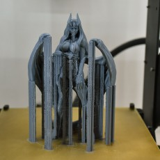 Picture of print of Succubus - Medium Fiend - 323 mm Scale