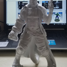 Picture of print of Hellboy - 30 CM model This print has been uploaded by jason ford