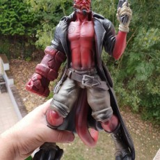 Picture of print of Hellboy - 30 CM model This print has been uploaded by Manuel Schréder