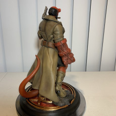 Picture of print of Hellboy - 30 CM model This print has been uploaded by zhen yu gong
