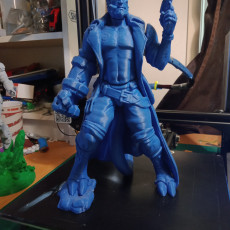 Picture of print of Hellboy - 30 CM model