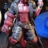 Hellboy - 30 CM model print image