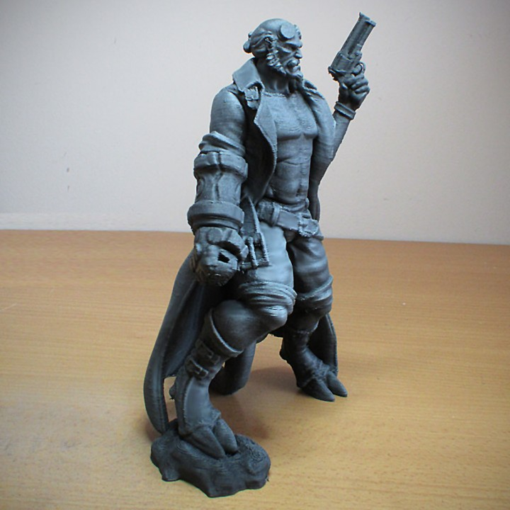 Hellboy - 30 CM model