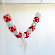 Octohedron Beads