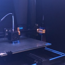 Picture of print of Timelapse Rig (Ender 3 and similar printers)