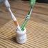 Voronoi toothbrush holder image
