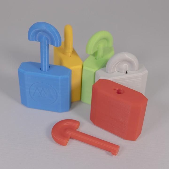Lockpick Puzzle 01