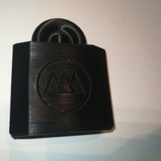Picture of print of Lockpick Puzzle 10