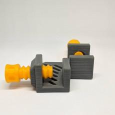 Picture of print of Mini Craft Corner Clamp