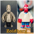 "Dr. Zoidberg from ""Futurama"" print image"
